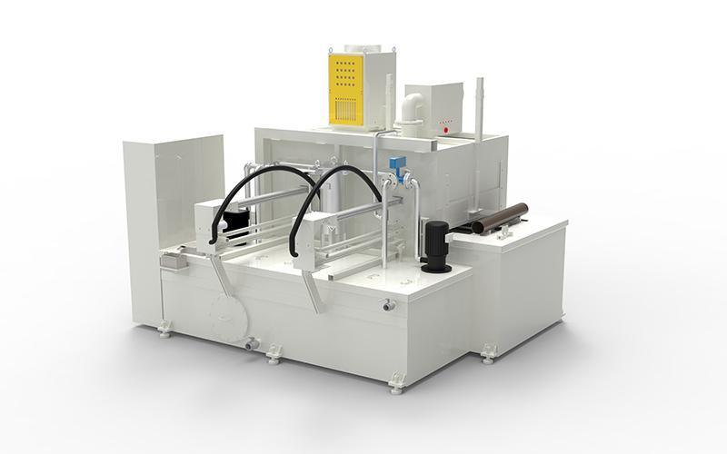 工业超声波清洗机的清洗方式